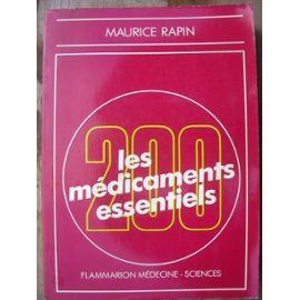 Rapin-Maurice-200-Medicaments-Essen-2ed-Livre-866998066_ML