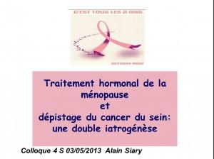 image alain siary cancer et iatrogénèse