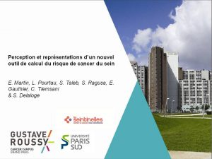 Lionel_POURTAU_nouvel_outil_calcul_risque_K_sein_Colloque_Bobigny_17-04-2015